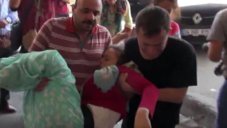 """Novia tras el atentado en Turquía:  """"Convirtieron nuestra boda en un baño de sangre"""" (Video)"""