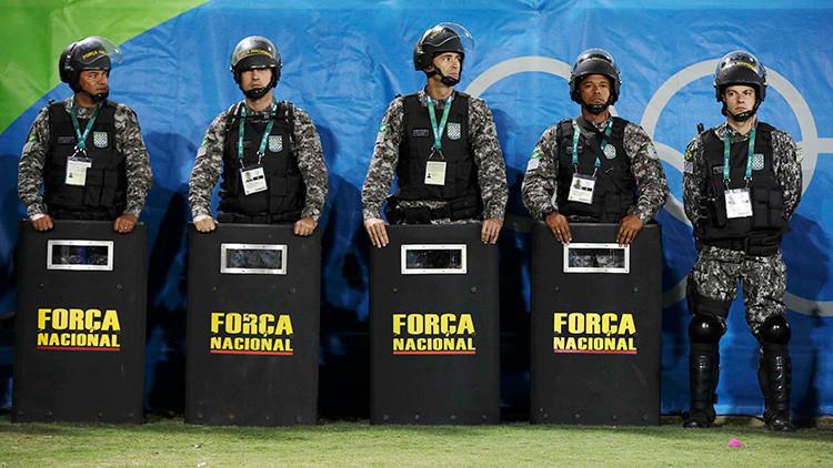 La Policía brasileña confisca los pasaportes de seis miembros del Comité Olímpico de Irlanda