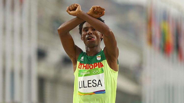 Este es el atleta más valiente de las Olimpiadas