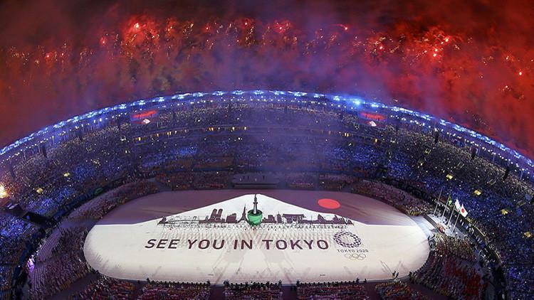 FOTOS: Impresionante clausura de los Juegos Olímpicos de Río 2016