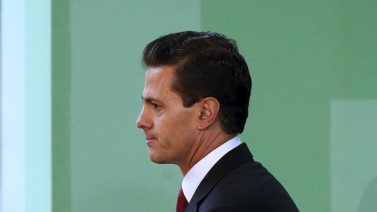 Una investigación periodística acusa a Peña Nieto de plagiar parte de su tesis universitaria