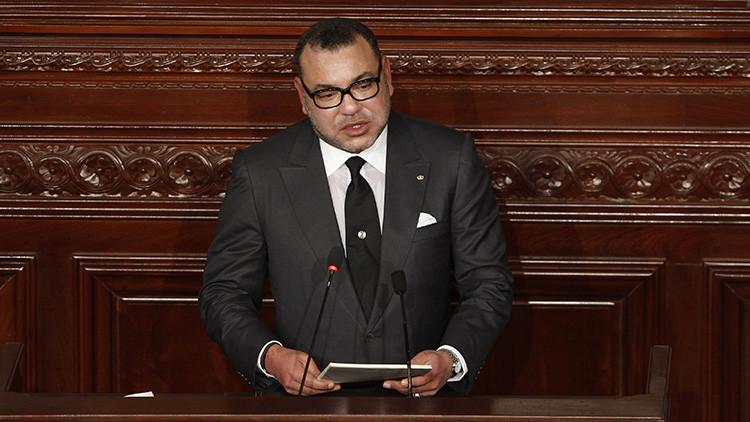 """Rey de Marruecos: """"A los terroristas está reservado el infierno infinito"""""""