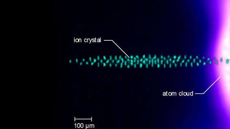 Un experimento 'tuerce' las leyes de la termodinámica