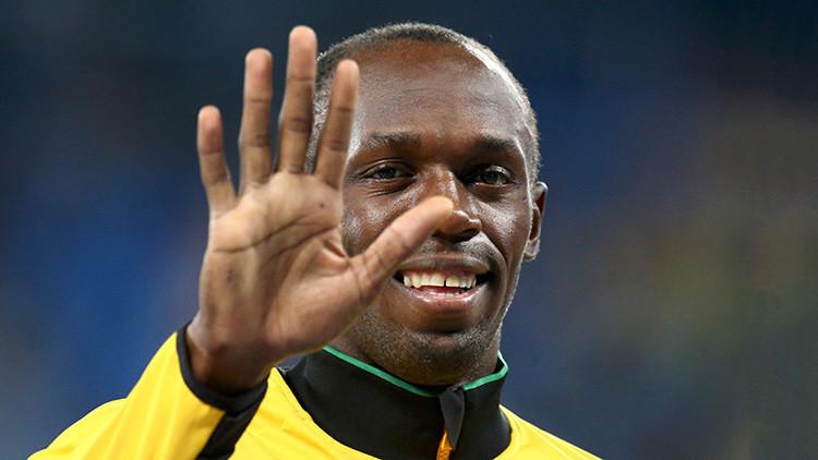 Río 2016: Comprometedoras imágenes íntimas de Usain Bolt con una estudiante brasileña