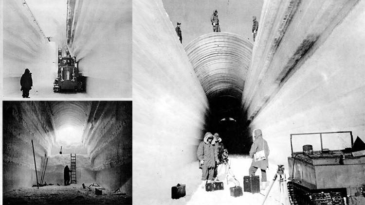 ¿Qué esconde una base militar secreta de EE.UU. bajo el hielo de Groenlandia?