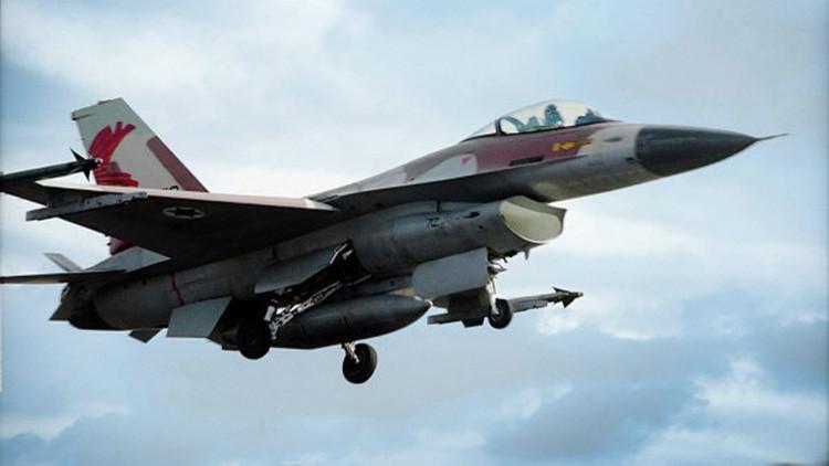 Israel responde a un proyectil de Siria contra los Altos de Golán
