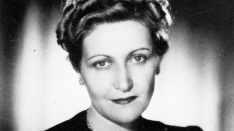 Revelan un asombroso detalle de la vida de Magda Goebbels, esposa del ministro nazi de Propaganda