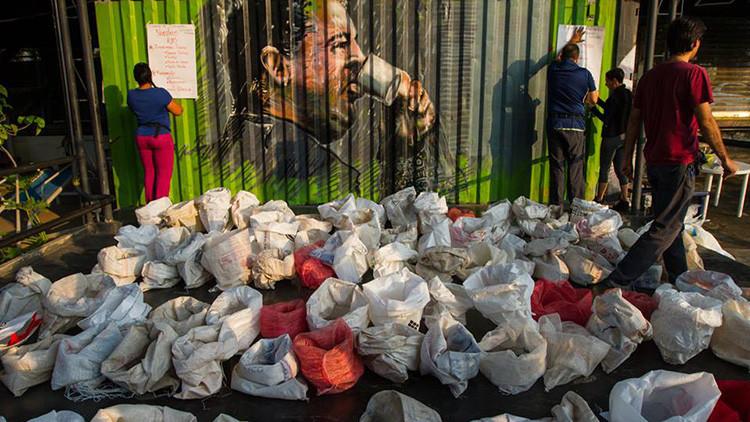 Venezuela: Los ciudadanos crean nuevas cadenas de distribución de alimentos