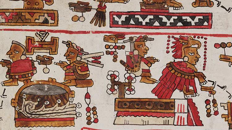Un códice oculto podría revelar secretos de la vida prehispánica de México