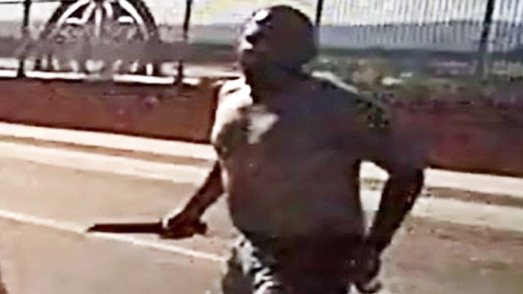 Video: Policías de EE.UU. matan en plena calle a sospechoso de un robo