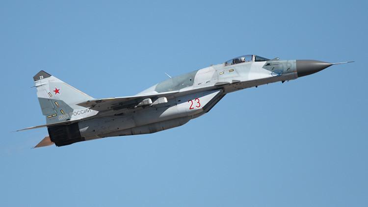 Video: Una GoPro filma a cazas rusos volando antes de ejercicios militares