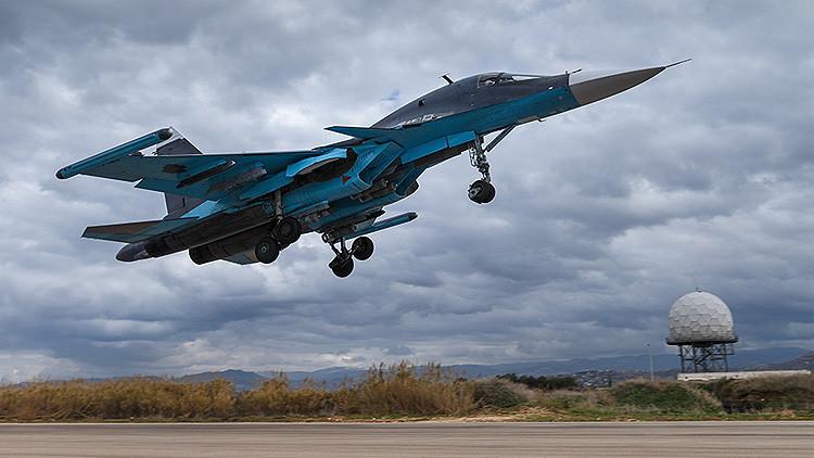 """La profecía fallida de Obama: """"Rusia no se ha hundido en el 'pantano' sirio, sino todo lo contrario"""""""