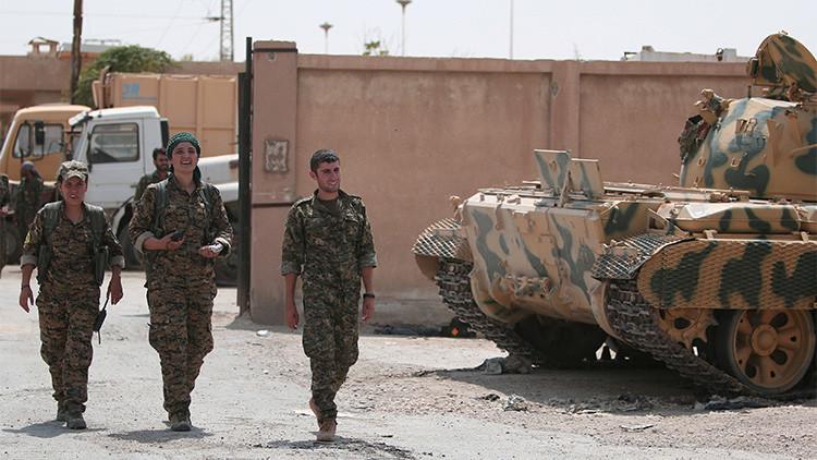 Siria: Las fuerzas gubernamentales y las milicias kurdas acuerdan una tregua en Hasaka