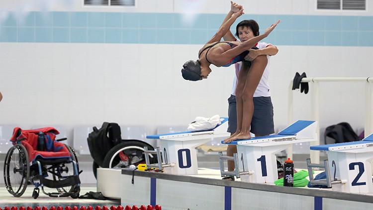 """""""Rusia puede celebrar competiciones paralímpicas al nivel de los Juegos de Río de Janeiro"""""""