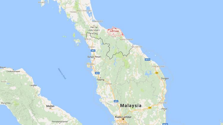 Al menos 1 muerto y varios heridos tras la explosión de un coche bomba en Tailandia