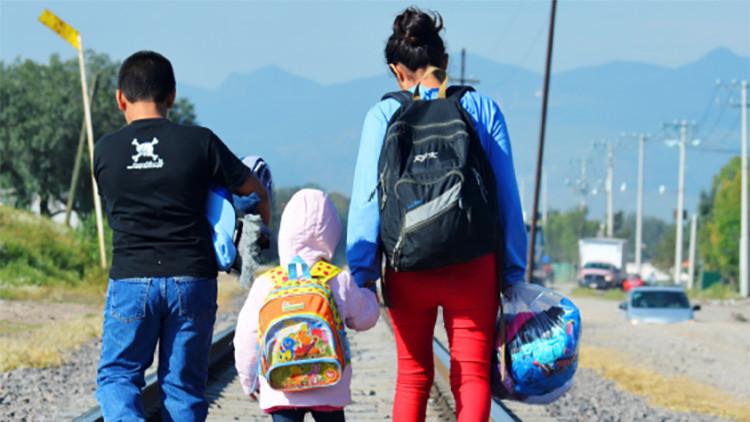 'Sueños rotos': En 2016 ya fueron detenidos más de 26.000 niños en la frontera entre México y EE.UU.