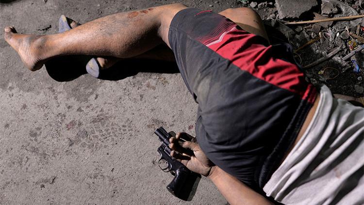 Filipinas: Más de 1.900 mueren en solo dos meses en la 'cruzada' estatal contra la droga