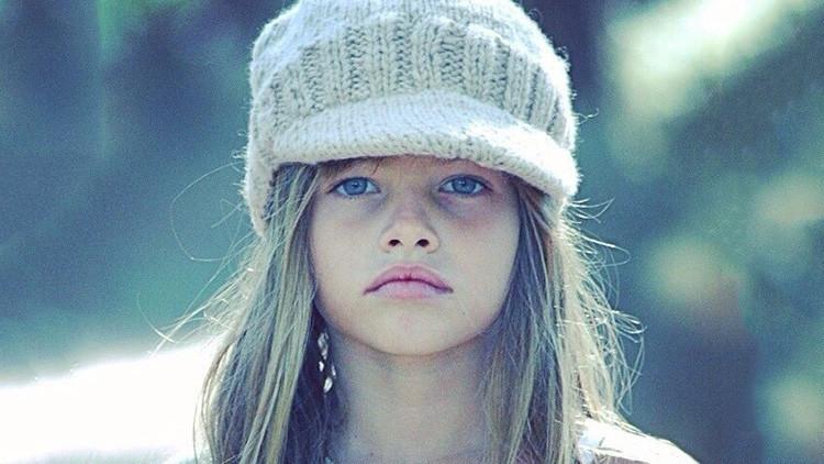 Así luce hoy quien fuera 'la niña más guapa del mundo'