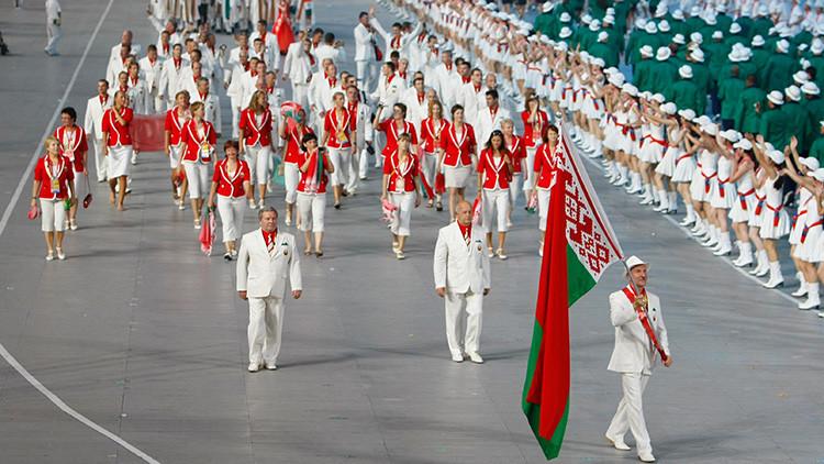 Prohíben a Bielorrusia llevar la bandera rusa en la apertura de las Paralímpiadas de Río