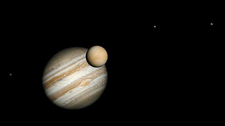 ¡No se pierda el beso entre Venus y Júpiter este sábado!