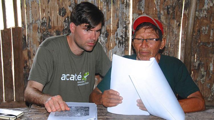 Una tribu amazónica crea una enciclopedia de medicina tradicional