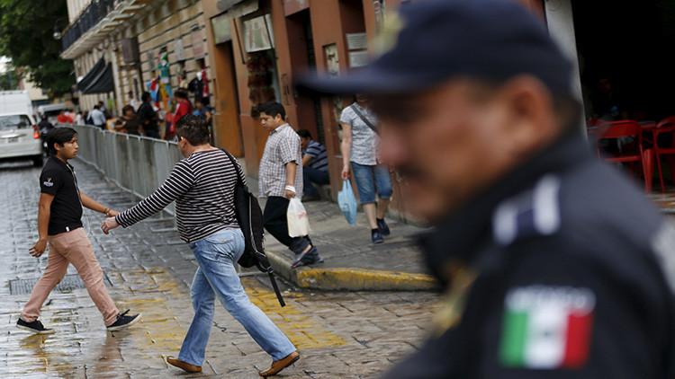 Video: Así roban los carteristas en México