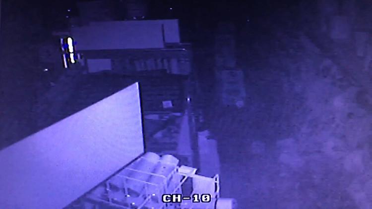 VIDEOS: El momento exacto del terremoto de Italia, captado por cámaras de vigilancia
