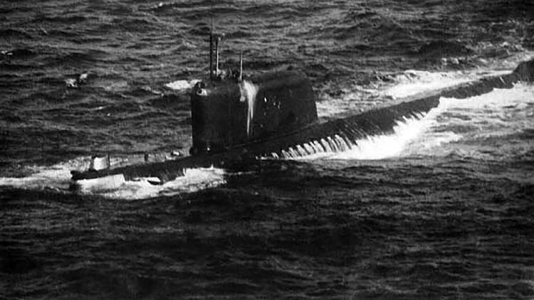 Quieren eliminar en EE.UU. el submarino soviético que salió en la película 'K-19' de Harrison Ford