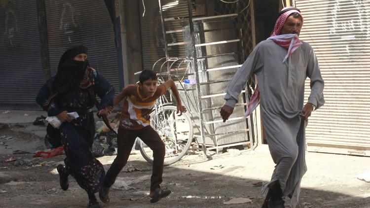 El Pentágono reconoce que sus ataques aéreos en Siria pudieron provocar víctimas civiles