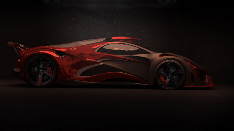 Inferno Exotic Car: ¿Se atrevería a dar un paseo en este superdeportivo mexicano?
