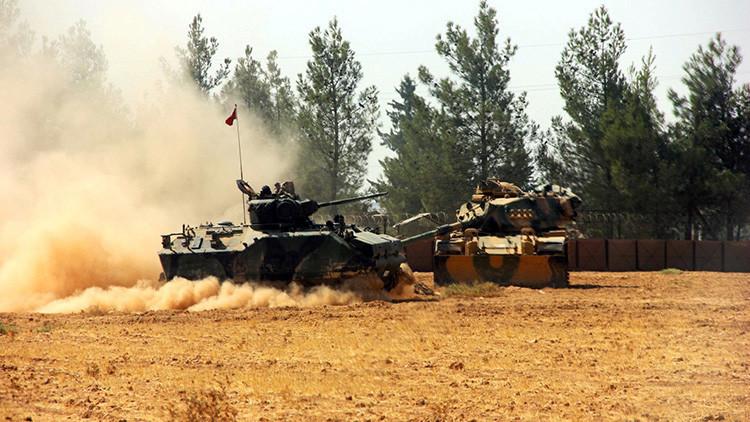 ¿Cambio de bando?: EE.UU. apoya a Turquía para liberar Yarabulus, ciudad pretendida por los kurdos