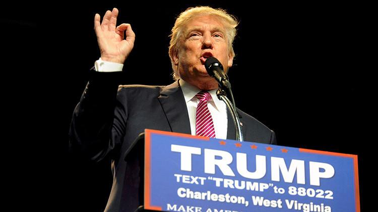 'Trumpmanía': cómo hacerse rico utilizando a Donald Trump y Facebook