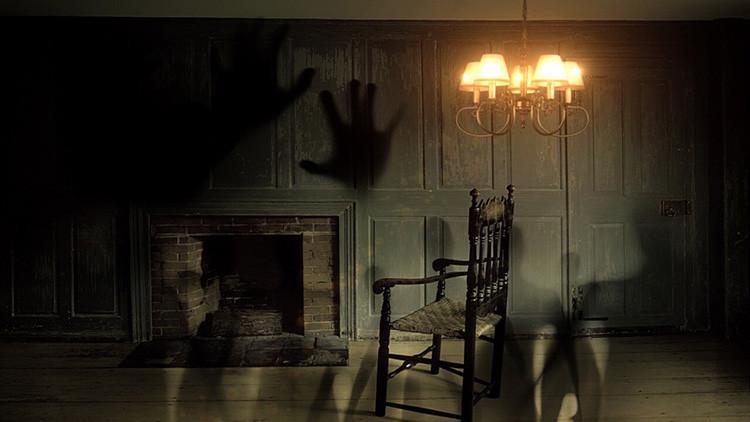 Foto: Una británica captura la imagen de una 'niña fantasma'