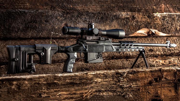 Fusil de francotirador SV-98.