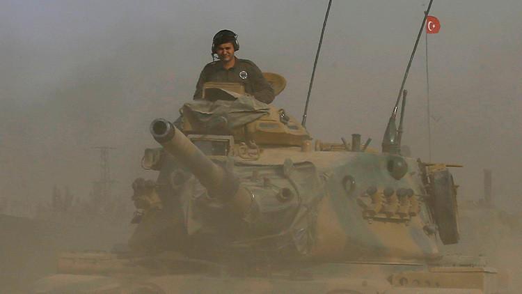 Los militares turcos precisan hasta cuándo estarán en Siria