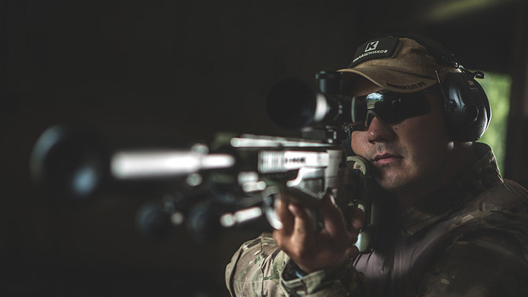 Kaláshnikov presentará dos nuevos fusiles de francotirador