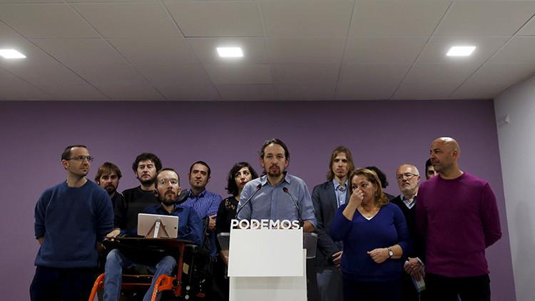 """""""Chúpame la minga, Dominga"""", el vídeo por el que el PP pide la inhabilitación de un cargo de Podemos"""