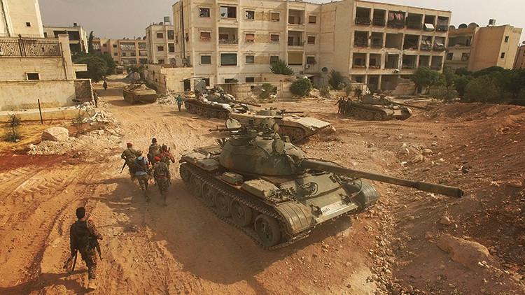 """El """"factor chino"""": ¿Cuál es interés del gigante asiático en el conflicto sirio?"""