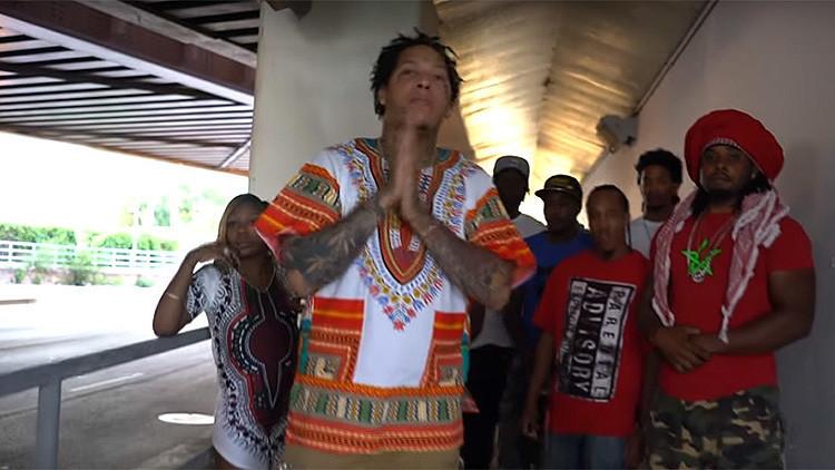 EE.UU.: Disparan y hieren a un rapero mientras grababa un video en apoyo a Black Lives Matter