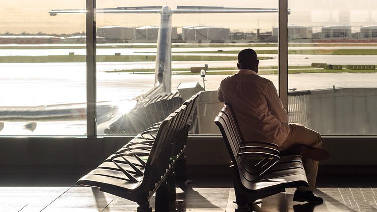 Skyscanner propone a un viajero hacer una escala de 47 años