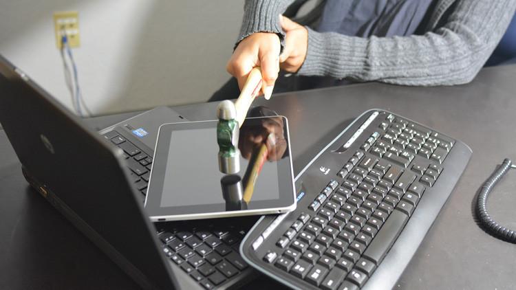 Un chino intenta 'destruir' Internet para que no circulen imágenes suyas