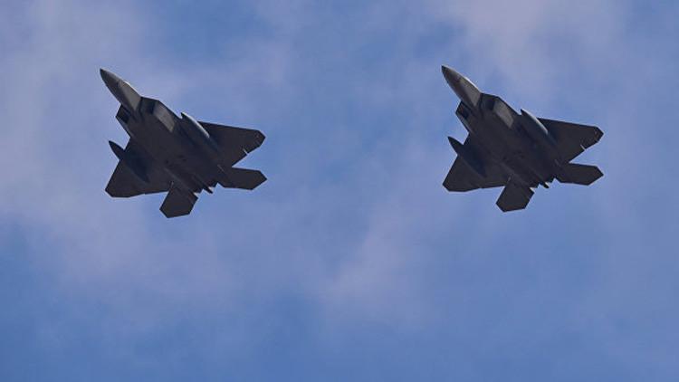 """""""Un tenso encuentro"""": Pilotos de EE.UU. revelan cómo persiguieron a dos bombarderos Su-24 sirios"""