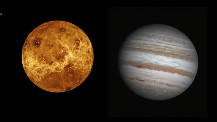 La Tierra es testigo de un luminoso espectáculo astronómico que no se repetirá hasta 2065