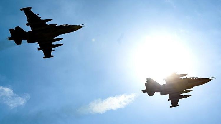 El 'tanque volador' ruso: ¿A qué se debe la popularidad del caza Su-25?