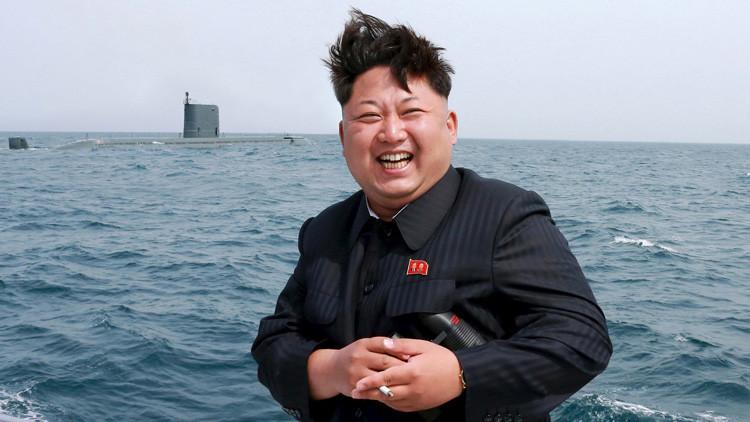 Corea del Norte celebra el lanzamiento de un misil con bailes masivos