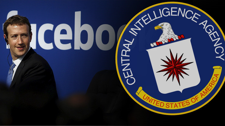 El 'fundador' fugitivo de Facebook dice que quieren matarlo por los vínculos de la red con la CIA