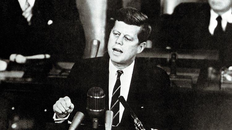 """""""Fue un trabajo interno"""": revelan quién asesinó a Kennedy"""