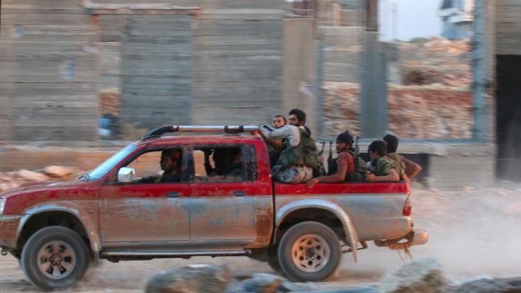 """""""Es imposible poner fin a la guerra siria si EE.UU. sigue negando su complicidad con el terrorismo"""""""