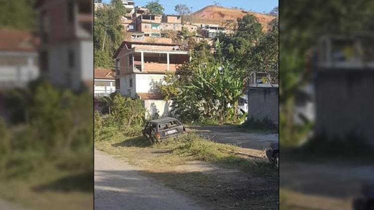 Fotos: Abandonan al equipo olímpico de Kenia en las favelas de Río