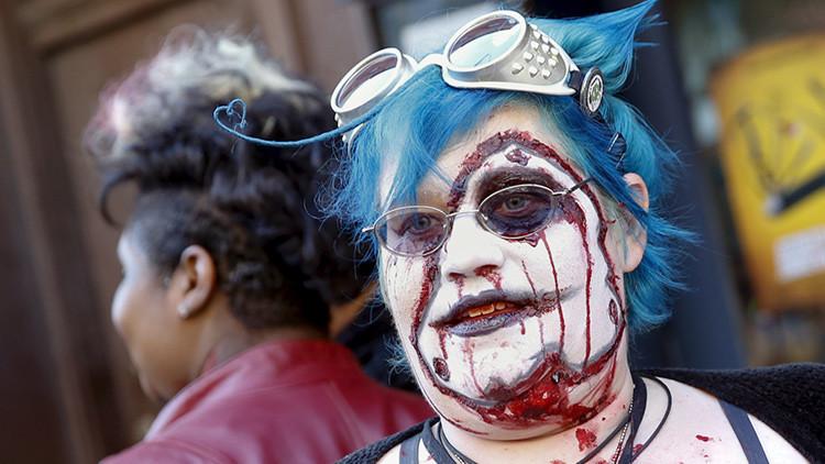 La mujer de EE.UU. que se esfuerza en demostrar a las autoridades que no está muerta